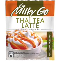 Thai Tea Latte